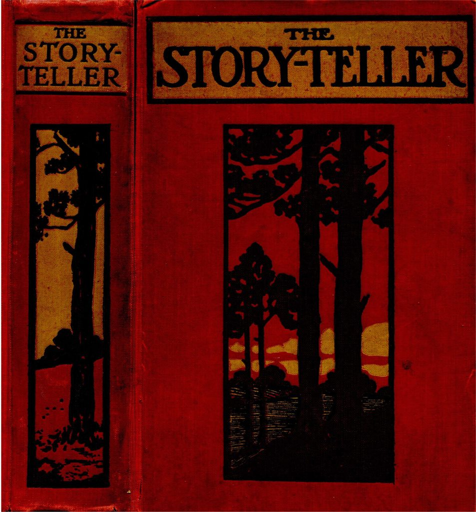 The Story-Teller, October 1924