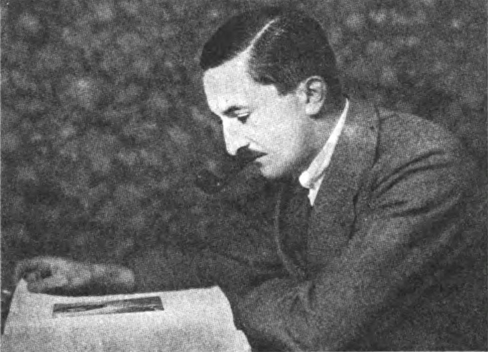 H.C. McNeile aka Sapper c. 1924