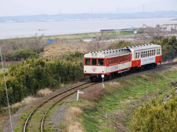 さよなら鹿島鉄道