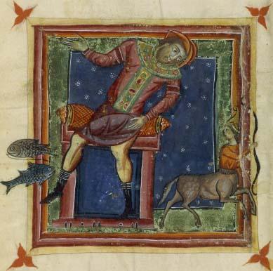 Mercure exil en Poissons et Sagittaire