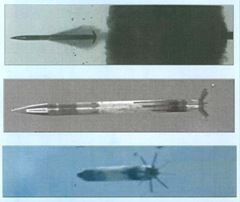 LRAP - Long Range Attack Projectile Spec: Gun - MK100 155mm; Range - 83 Nautical Miles; Warhead 24lbs; Magazine - 200 rounds; sustained ROF - 10