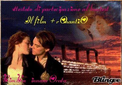 contest il film più romantico