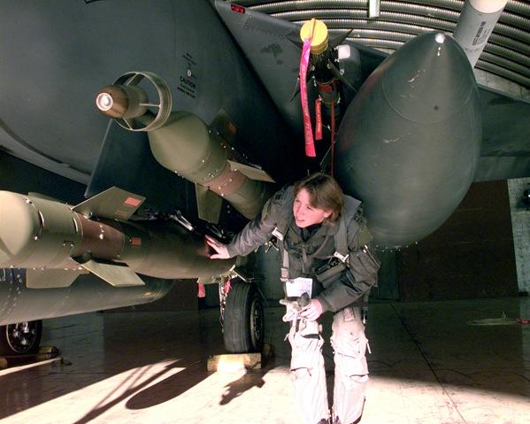 F-15E Strike Eagle at Incirlik Air Base, Turkey