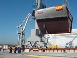 Keel laying of the Venezuelan Offshore Patrol Vessel BVL Puesta Quilla